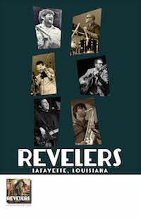 Revelers 17x11 Tour Poster 2015 thumb