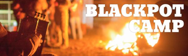 Blackpot Camp Banner